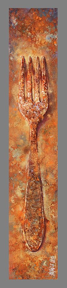 INSTRUMENTO BASICO I - Mx/Tb - 80x15 cm - 2002 - Jávea - Col Part.