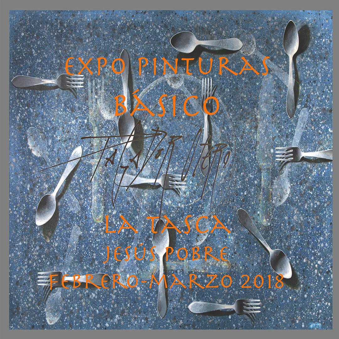 Exposición en la Tasca Jesús Pobre - 2018