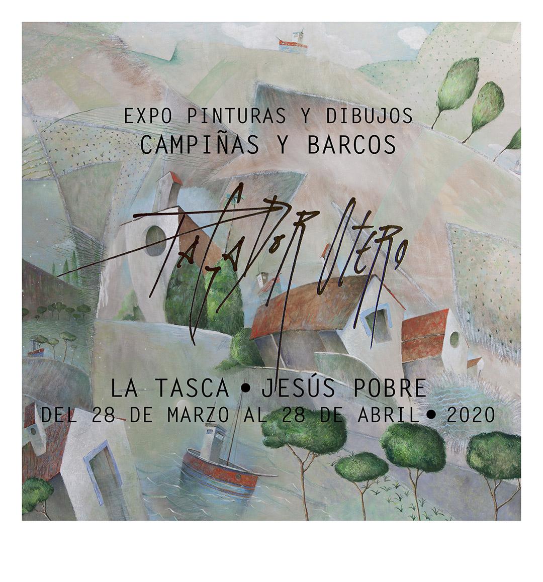 Exposición en la Tasca Jesús Pobre - 2020